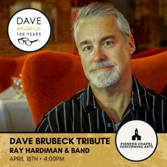Dave Brubeck Tribute by Ray Hardiman & Band