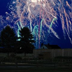 Independence Day at Fort Vancouver