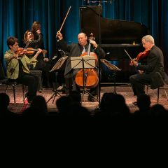 Opening Night: Schumann & Brahms Piano Quartets