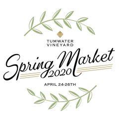 The Spring Market at Tumwater Vineyard
