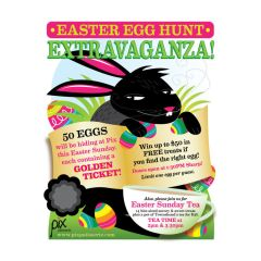 Easter Egg Hunt Extravaganza