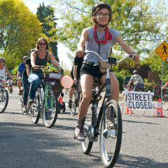 Sunday Parkways: Green Loop