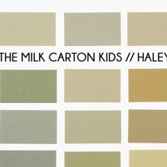 The Milk Carton Kids &Haley Heynderickx