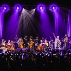 Portland Cello Project: Purple Reign Record Release Party