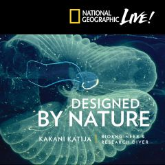 National Geographic Live — Designed by Nature