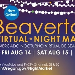 Beaverton Virtual Night Market