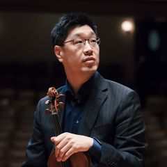 Soovin Kim: Bach's Complete Violin Sonatas & Partitas