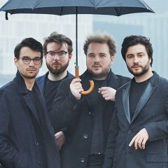 Goldmund Quartet: Europe's Rising Stars