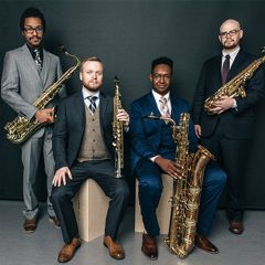Kenari Quartet: Transforming Perceptions of the Sax