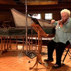 Bach Sonatas: Part II