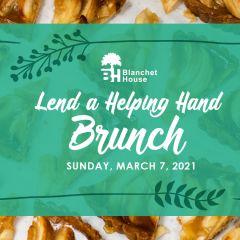 Blanchet House's Lend a Helping Hand Brunch