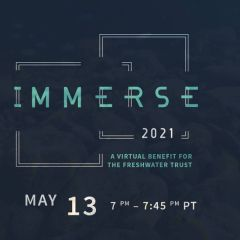 Immerse 2021 - The Freshwater Trust