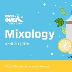 Virtual OMSI After Dark: Mixology