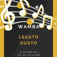 World Beat Night w/Wamba and Legato Gusto