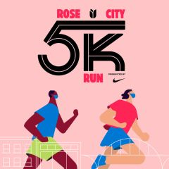 Rose City 5k Run - Presented by Nike