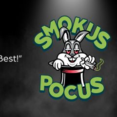 Smokus Pocus: A 420 Magic & Comedy Show