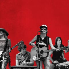 Live at The Lot: Ashleigh Flynn & The Riveters