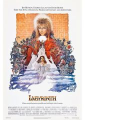 The Lot with Hollywood Theatre: Labyrinth