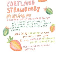 Portland Strawberry Museum