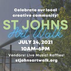 St. Johns Art Walk