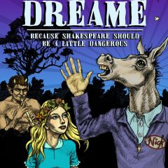 A Midsommer Night's Dreame Presented by Original Practice Shakespeare Festival