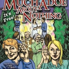 Much Adoe about Nothing Presented by Original Practice Shakespeare Festival
