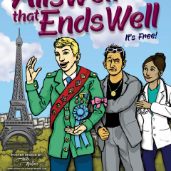 All's Well that Ends Well Presented by Original Practice Shakespeare Festival