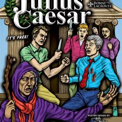 Julius Caesar Presented by Original Practice Shakespeare Festival