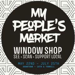 My People's Market Window Shop at 10Y