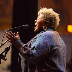 Sarah Clarke live at Afrodaddy's Jazz!