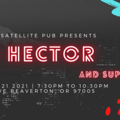 H is 4 Hector: At The Garages Satellite Pub