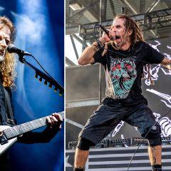 Megadeth & Lamb of God Live At Moda Center