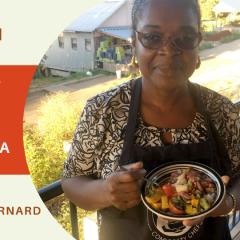Zenger Farm Community Chef Dinner: Flavors of Jamaica