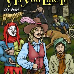 As You Like It Presented by Original Practice Shakespeare Festival
