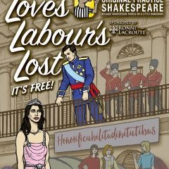 Love's Labour's Lost Presented by Original Practice Shakespeare Festival