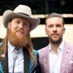 Brothers Osborne Live At Portland Veterans Memorial Coliseum