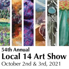Local 14 Art Show & Sale