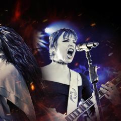 Evanescence & Halestorm Live At Portland Veterans Memorial Coliseum