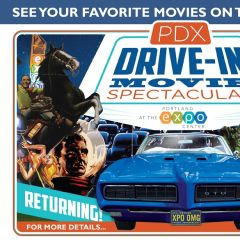 Annual PDX Drive-in Movie Spectacular!