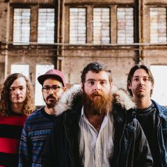 Manchester Orchestra Live At Roseland Theater