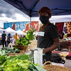 Come Thru: Black & Indigenous Market