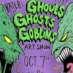 KATER's GHOULS, GHOSTS & GOBLINS
