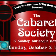 THE CABARET SOCIETY: A Rooftop Burlesque Revue