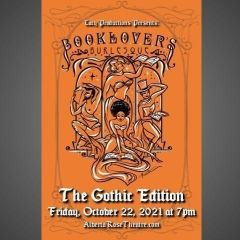 Booklover's Burlesque: The Gothic Edition