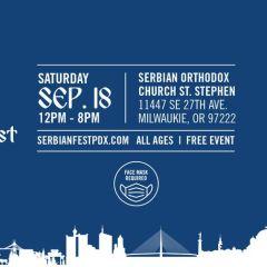 Portland Serbian Fest