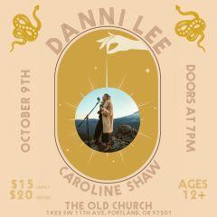 """DANNI LEE: """"TRUTH TELLER"""" ALBUM RELEASE SHOW"""