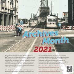 Oregon Archives Month