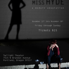 Professor Jekyll and Miss Hyde: A Modern Adaptation