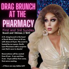 Drag Brunch at The Pharmacy