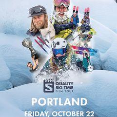 Quality Ski Time Film Tour presented by Salomon